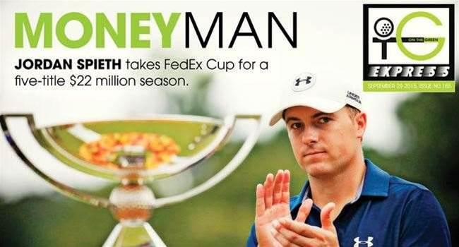 OTG Express Issue 165: FedEx Cup champ Spieth's $22m season
