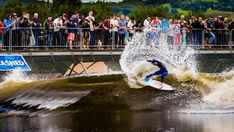 Albee Layer Wins 2015 Red Bull Unleashed Surf Snowdonia