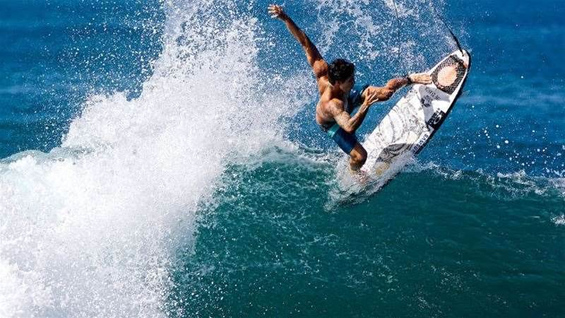 Exclusive: An Interview with Gabriel Medina