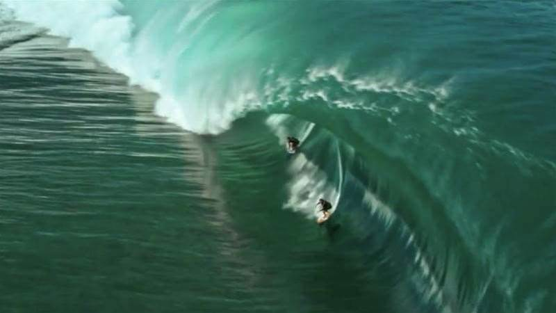 The New Point Break Trailer is Epic