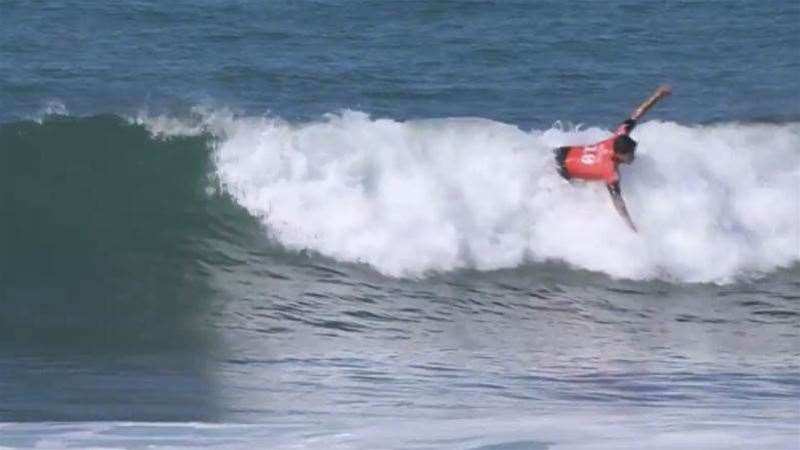 Was Gabriel Medina's Dive A Rush of Blood to the Head?