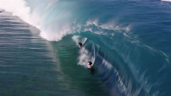 A Preview Of Point Break Redux