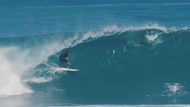 Watch: Three Sessions with Rob Machado in Bali
