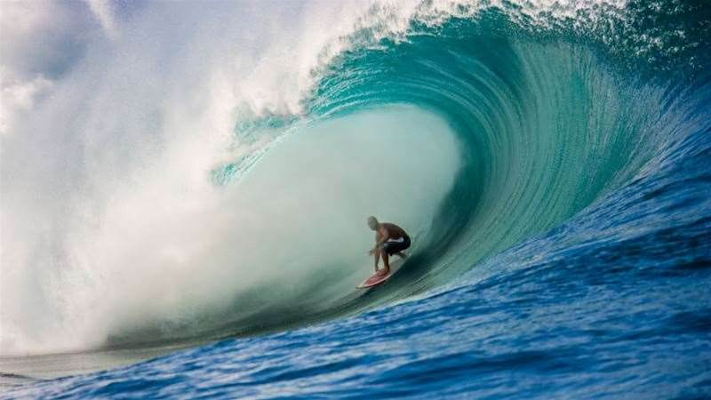 Shane Dorian Talks Puerto, Big Waves and Fatherhood