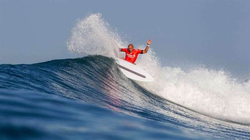 Hurley Pro: Day One at Lower Trestles