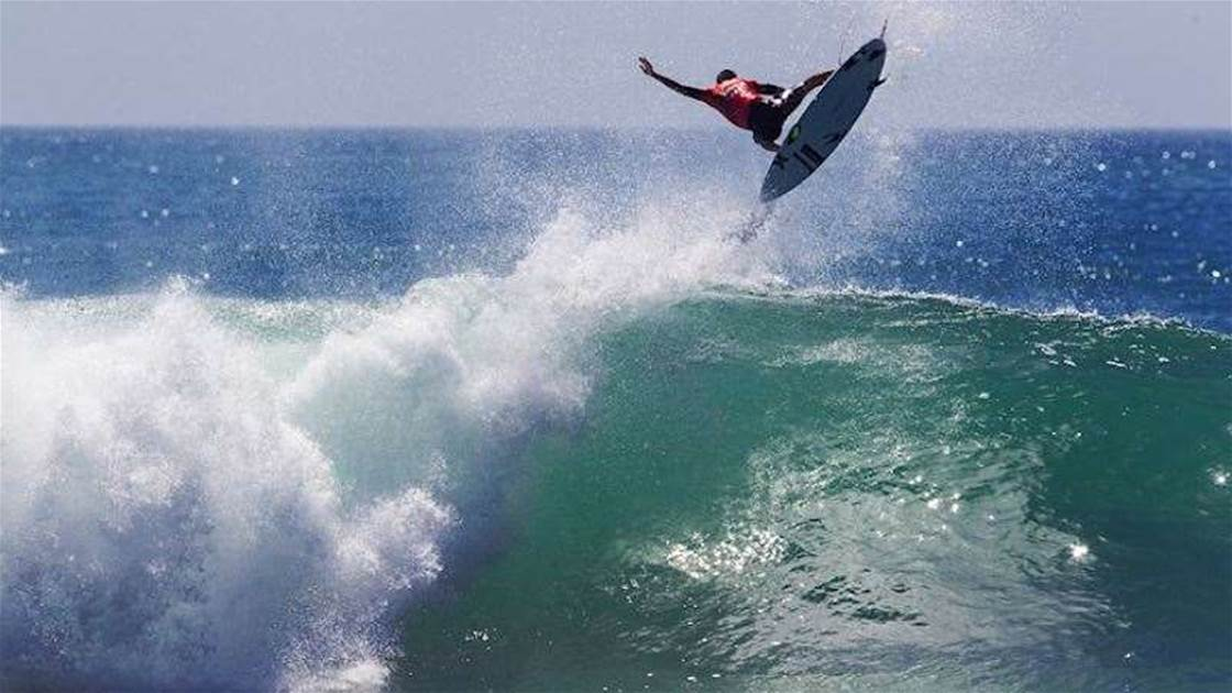 Kelly's Impossible Air At Trestles Sparks Controversy