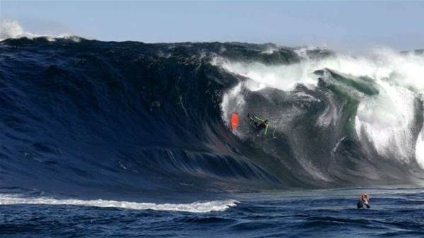 Could This Be The Wipeout Of The Year?