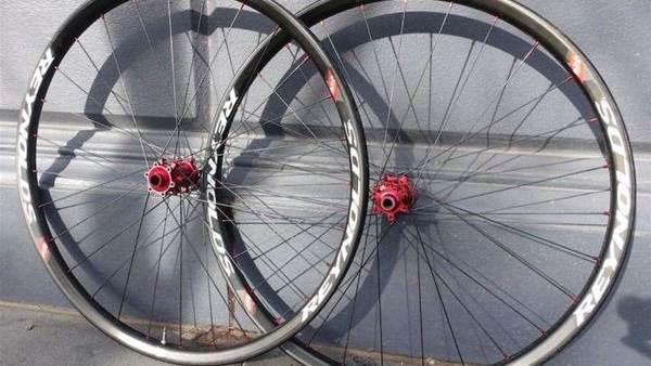 FIRST LOOK: Reynolds 27.5 AM Carbon Mountain Bike Wheels