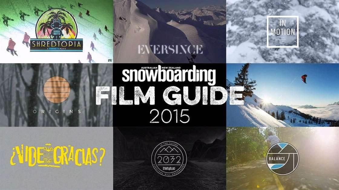 Film Guide - 2015