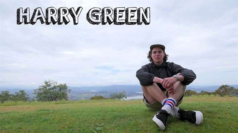 When It Rains - Harry Green