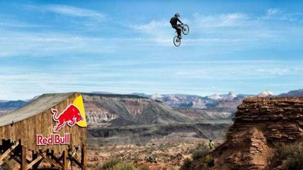Redbull Rampage 2015 Gallery - Sorge takes it