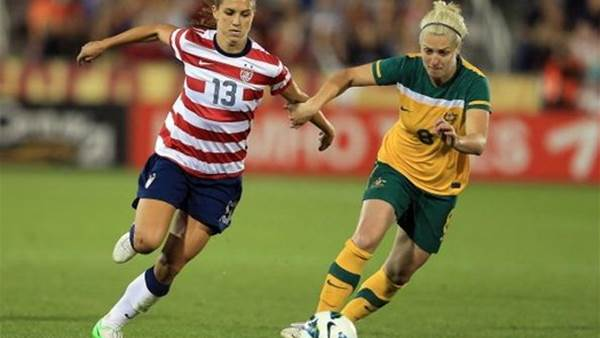Defender Danielle Brogan heads west with Glory, Mastrantonio returns home