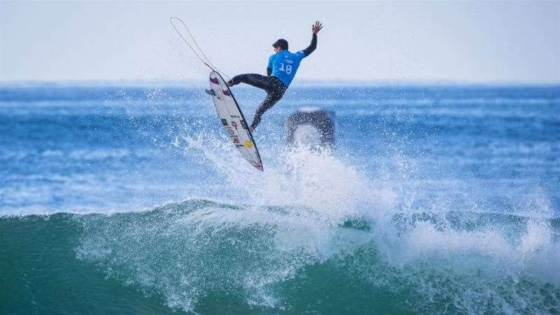 Quiksilver Pro, France: Medina Wins, Disappointment Reigns