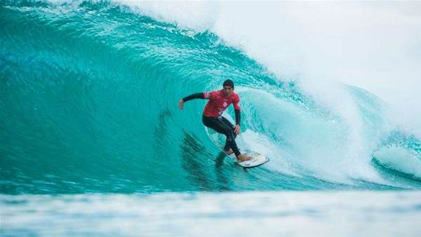 Moche Rip Curl Pro, Portugal: The Madness Continues