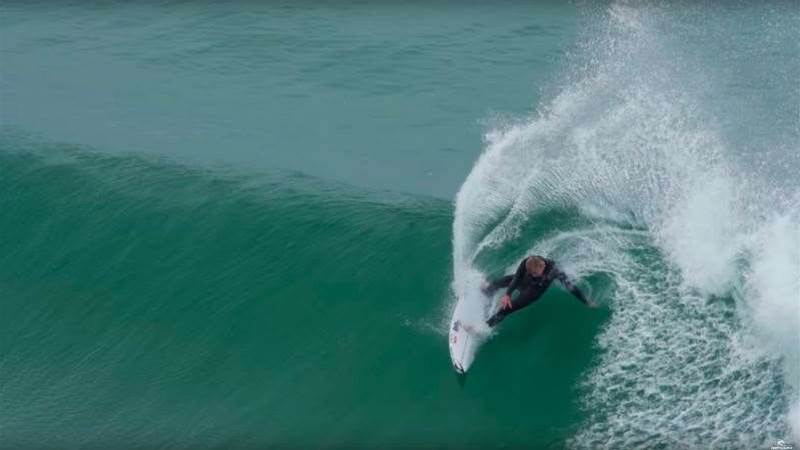 Mick Fanning, Somewhere in Peniche