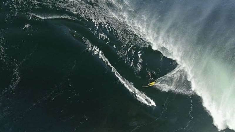 Shipstern Bluff From The Sky
