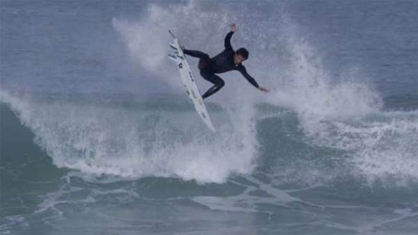 Filipe Toledo Has The Best Small Wave Act in the World