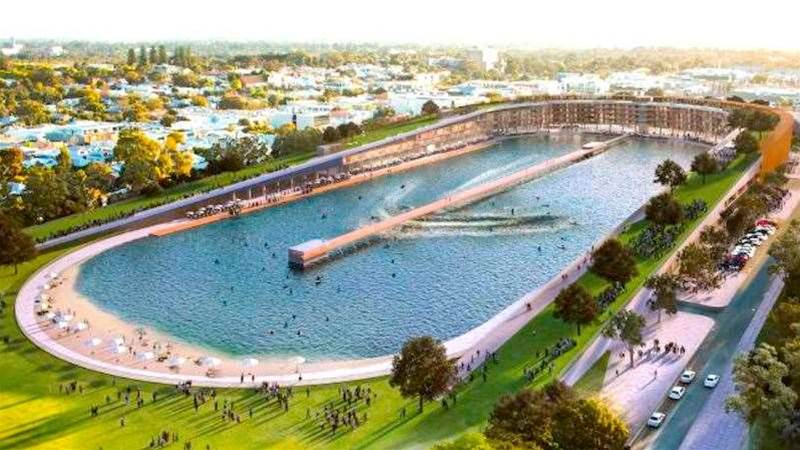 WA Leads The Way With Ambitious Wave Pool Project