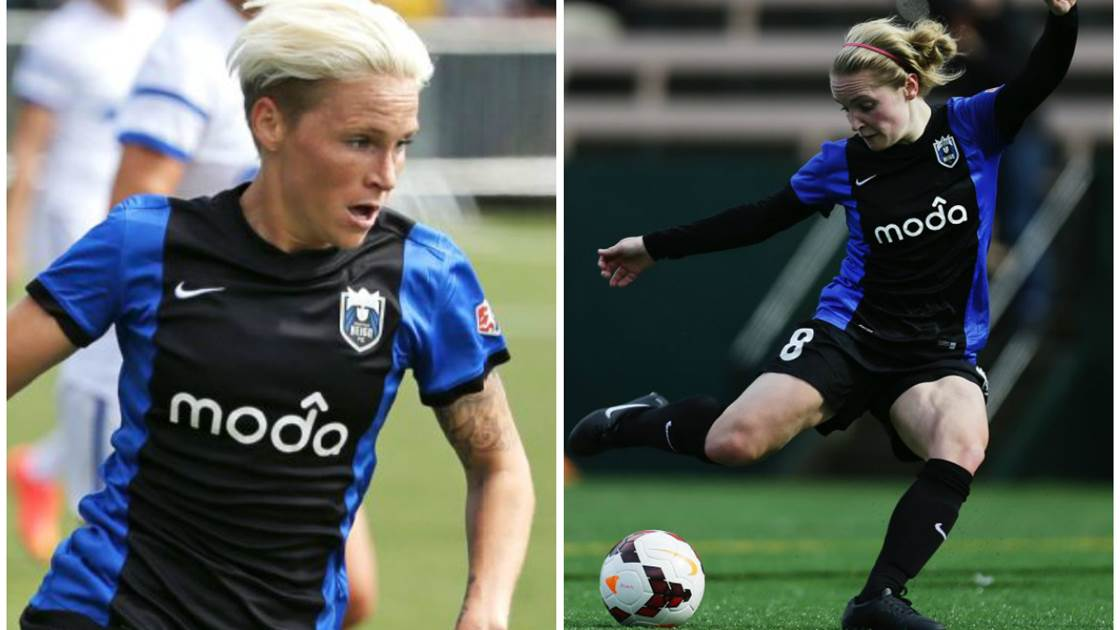 Seattle Reign duo Kim Little and Jessica Fishlock on loan to Melbourne City