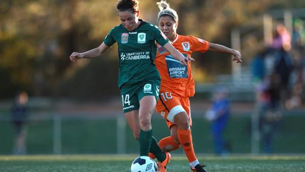 Round 1: Brisbane Roar v Canberra United