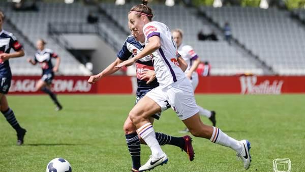 Round 1: Melbourne Victory v Perth Glory
