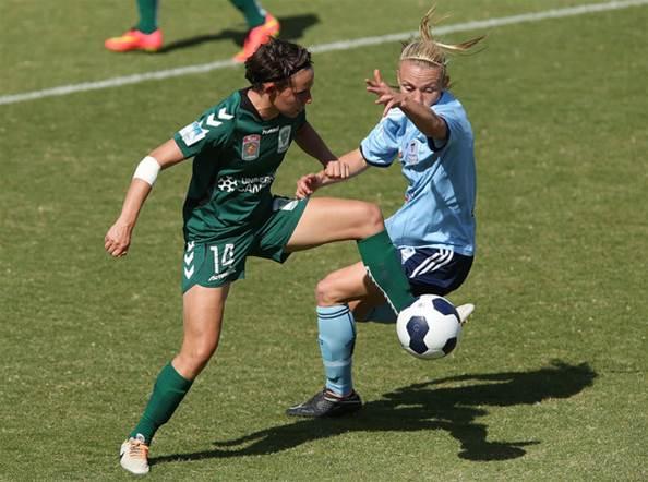 Round 2: Canberra United v Sydney FC