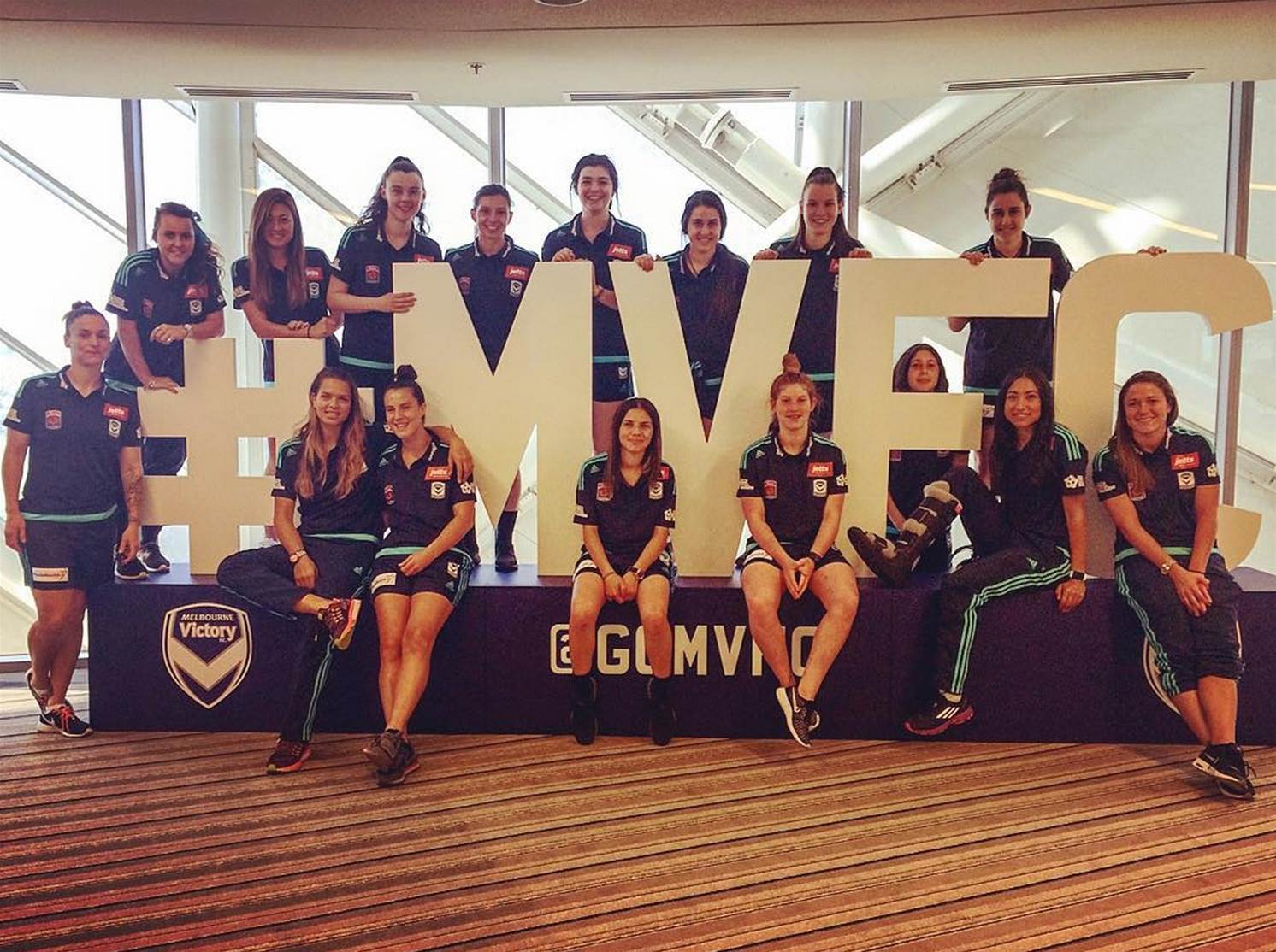 Melbourne Victory squad revealed at Fan Day