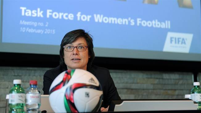 Calls for FIFA to increase roles for women