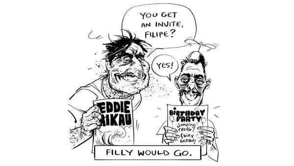 The Friday Heckle: Filly Would Go