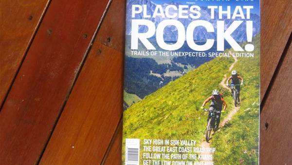 Places That Rock: Trails of the unexpected