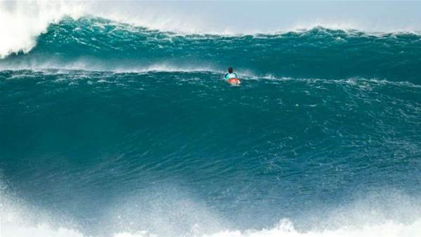Bruce Irons Awarded Pipe Wildcard