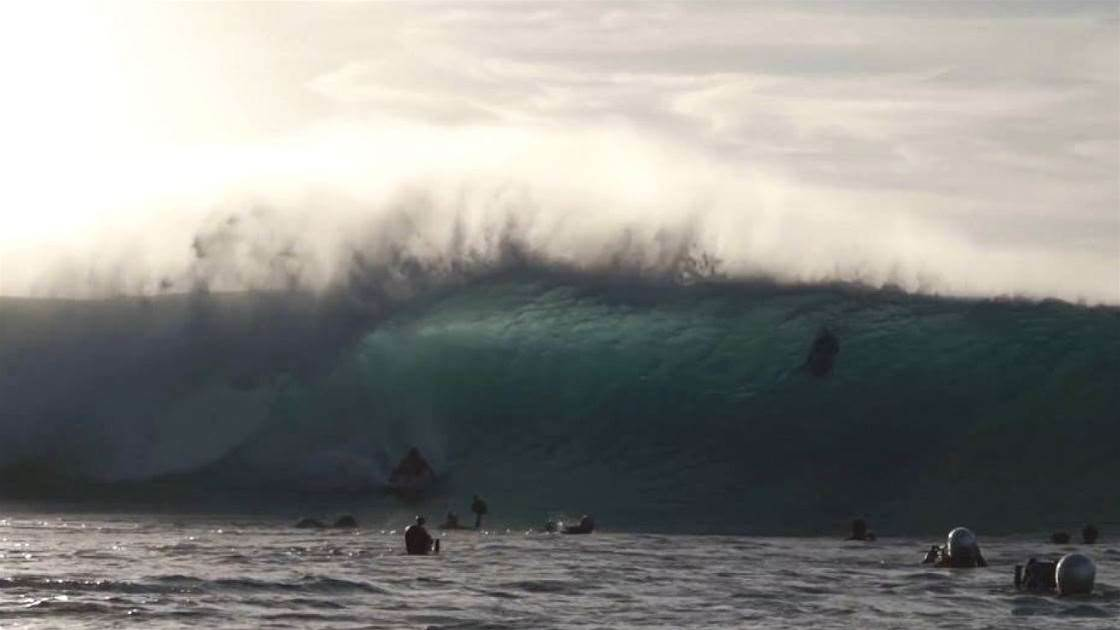 One Afternoon At Pipeline