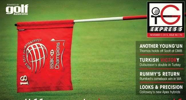 OTG Express Issue 170: WGC-HSBC Champions preview