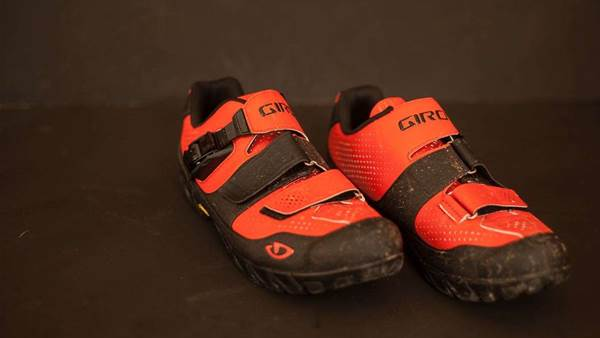TESTED: Giro Terraduro MTB shoes