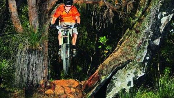 Kalamunda Mountain Bike Trails