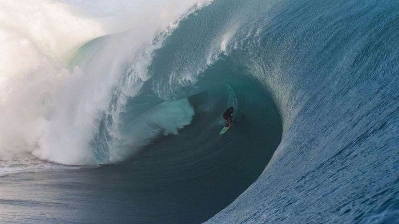 The Day Keala Kennelly Made Surfing History At Teahupo'o