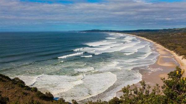 Surfer In Critical Condition After Being Struck By Lightning
