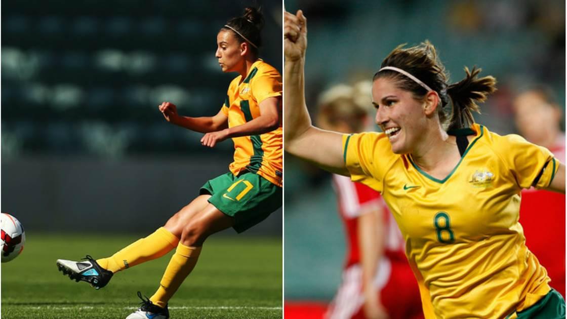Matildas squad named for Korea Republic international