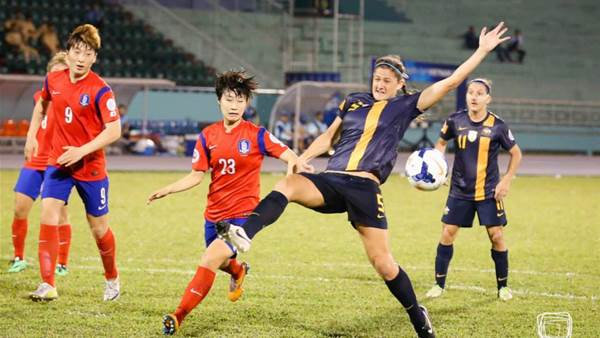 Matildas called into camp ahead of Korea Republic international