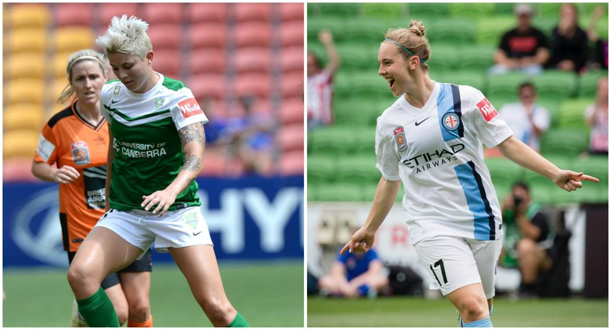 Round 4: Canberra United v Melbourne City