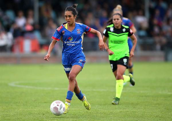 Newcastle Jets and Canberra United play out stalemate