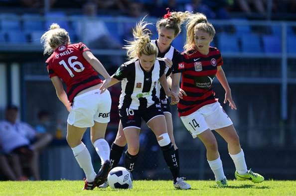Round 4: Newcastle Jets v Western Sydney Wanderers