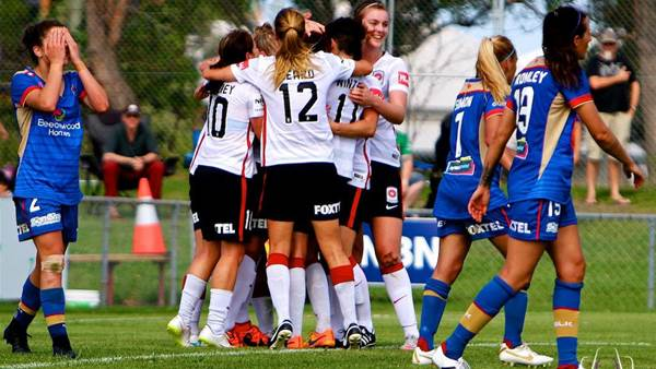 Moscato manages last gasp winner for Wanderers