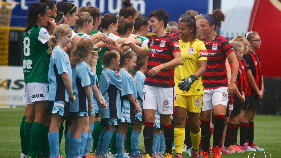 Canberra United record emphatic 4-1 win over Western Sydney