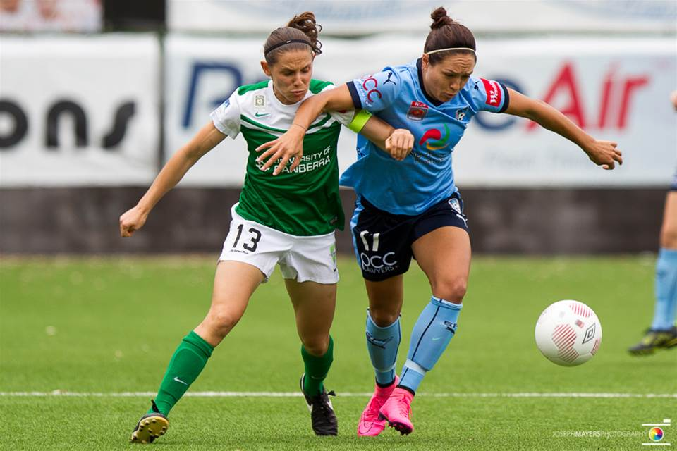 Canberra United edge out Sydney FC 1-0
