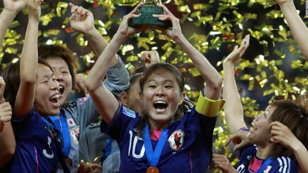 Japan legend Homare Sawa announces retirement