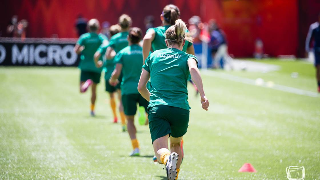 Squad announced for final Matildas camp of 2015