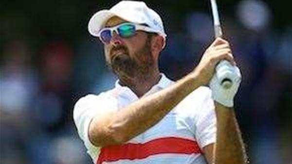 PGA: Gibson declares 64 'better than 55'