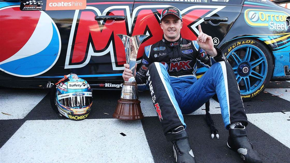 Frosty wins maiden championship