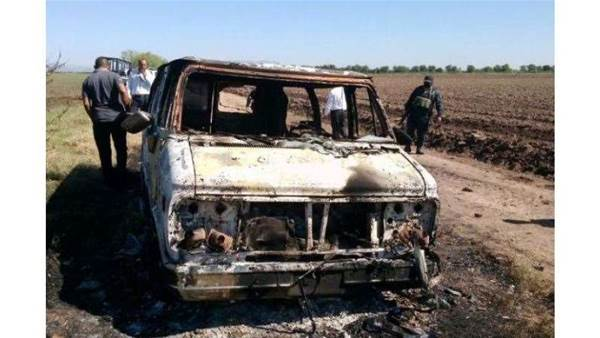 Authorities Confirm Torched Van Belonged to Australians